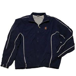90s Nike Andre Agassi Tennis Jacket Windbreaker